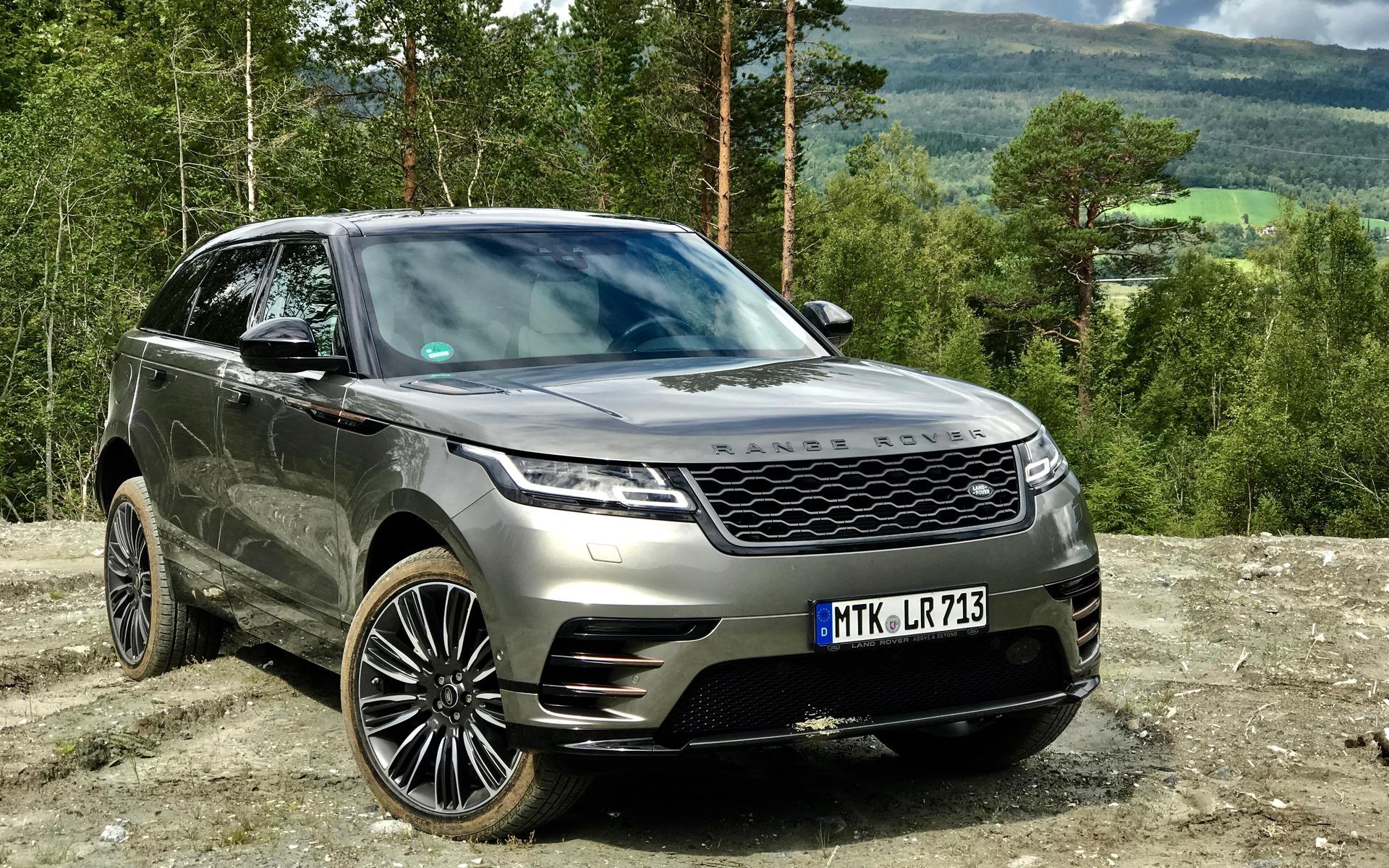 Range Rover Velar 2018 Vhicule Hors Route Galant