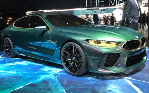 small resolution of bmw m8 gran coupe concept a promising future