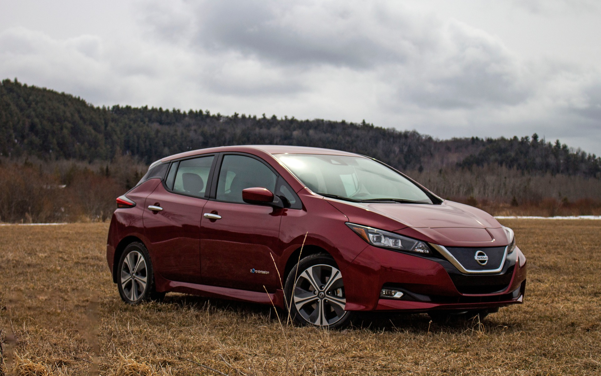 Nissan Leaf Electric Vehicle Geek News Central