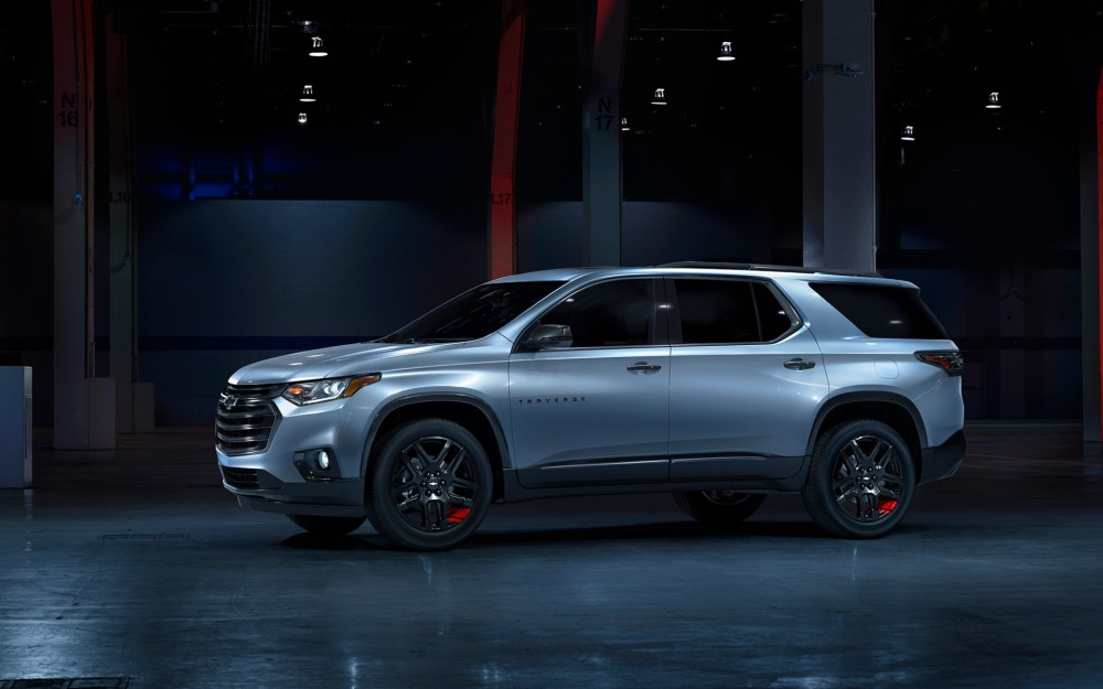 medium resolution of 2018 chevrolet traverse bigger smaller better