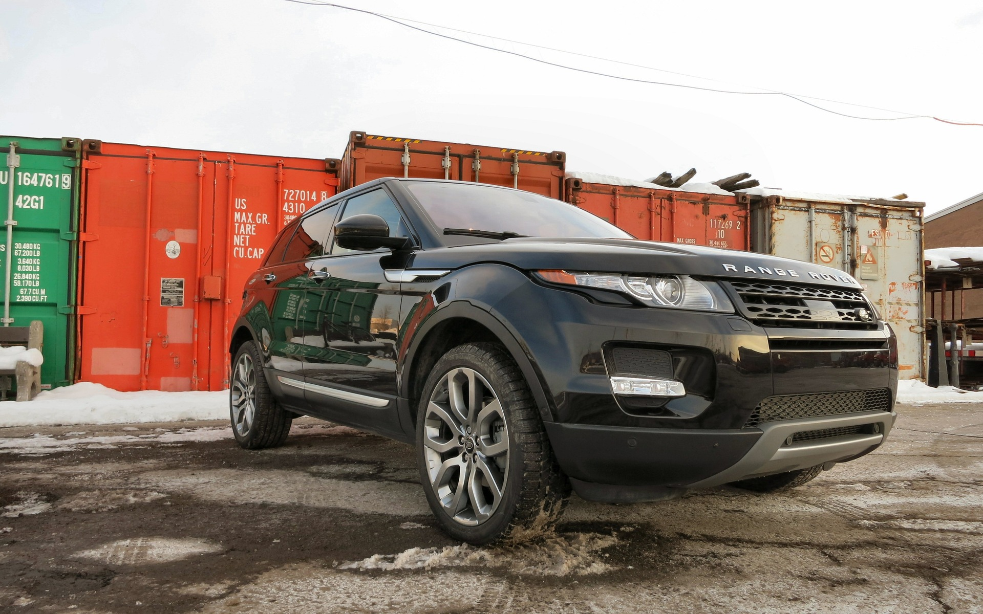 2015 Land Rover Range Rover Evoque Walk Your Own Path The Car Guide