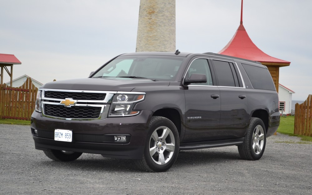 medium resolution of 2016 chevrolet suburban news reviews picture galleries and videos the car guide