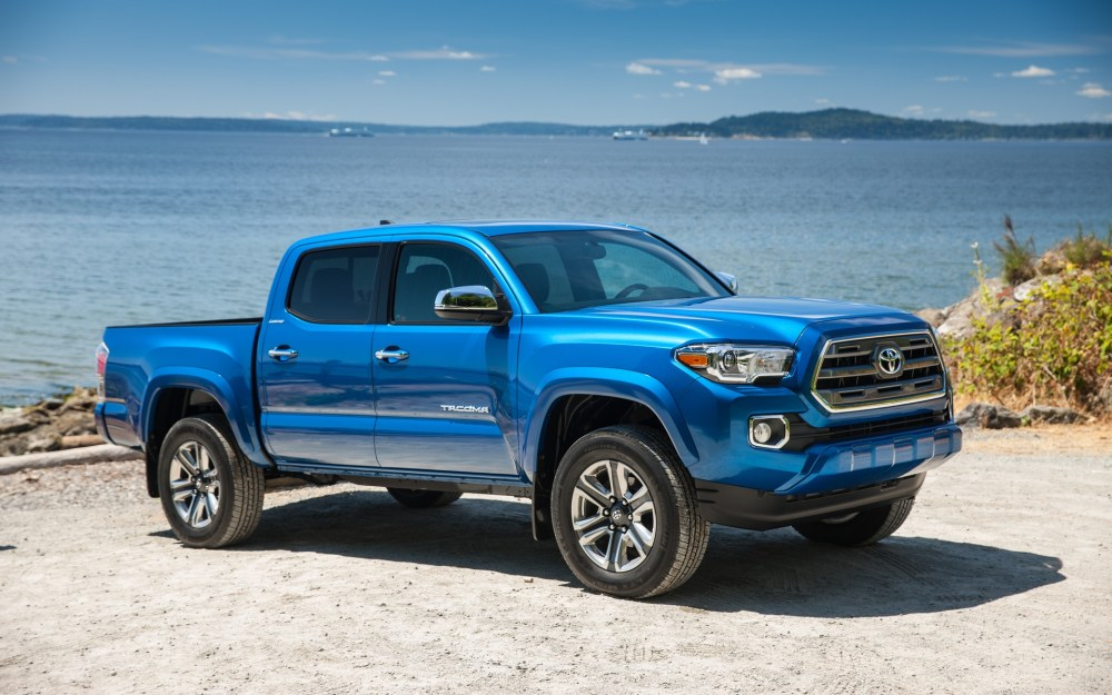 medium resolution of 2017 toyota tacoma news reviews picture galleries and videos the car guide