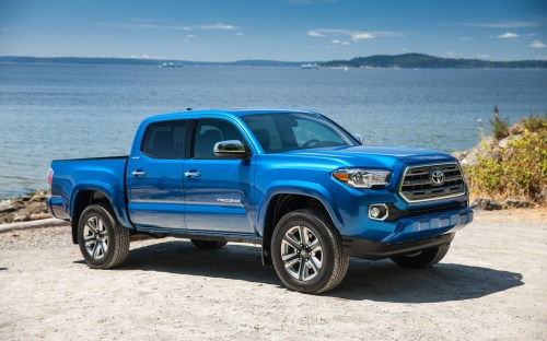 small resolution of 2017 toyota tacoma news reviews picture galleries and videos the car guide