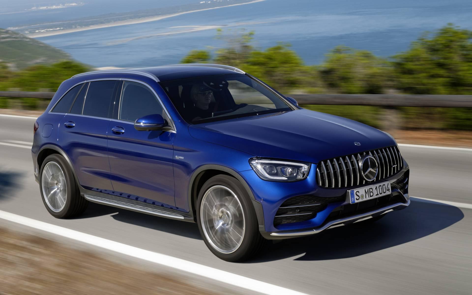 Évaluation Mercedes-Benz GLC 2020 - Guide Auto