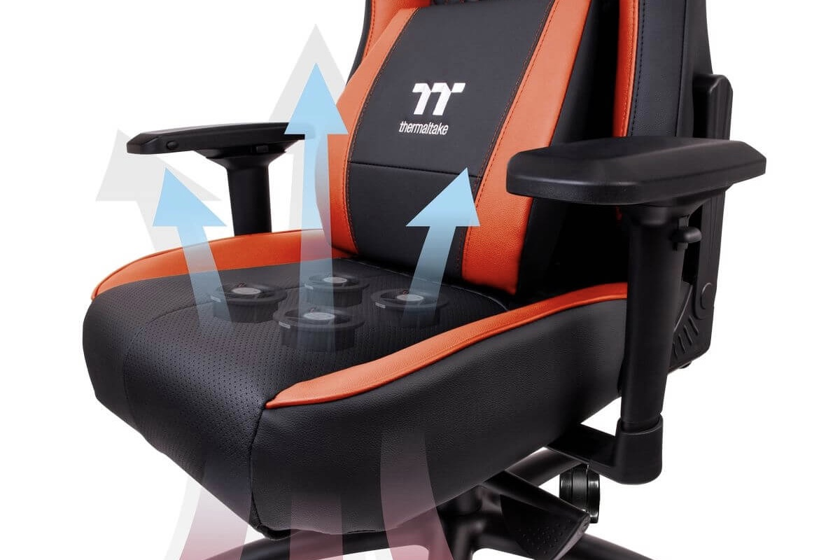 Will Chair A Special Gamer Chair That Will Cool Your Sweaty Ass Image 3