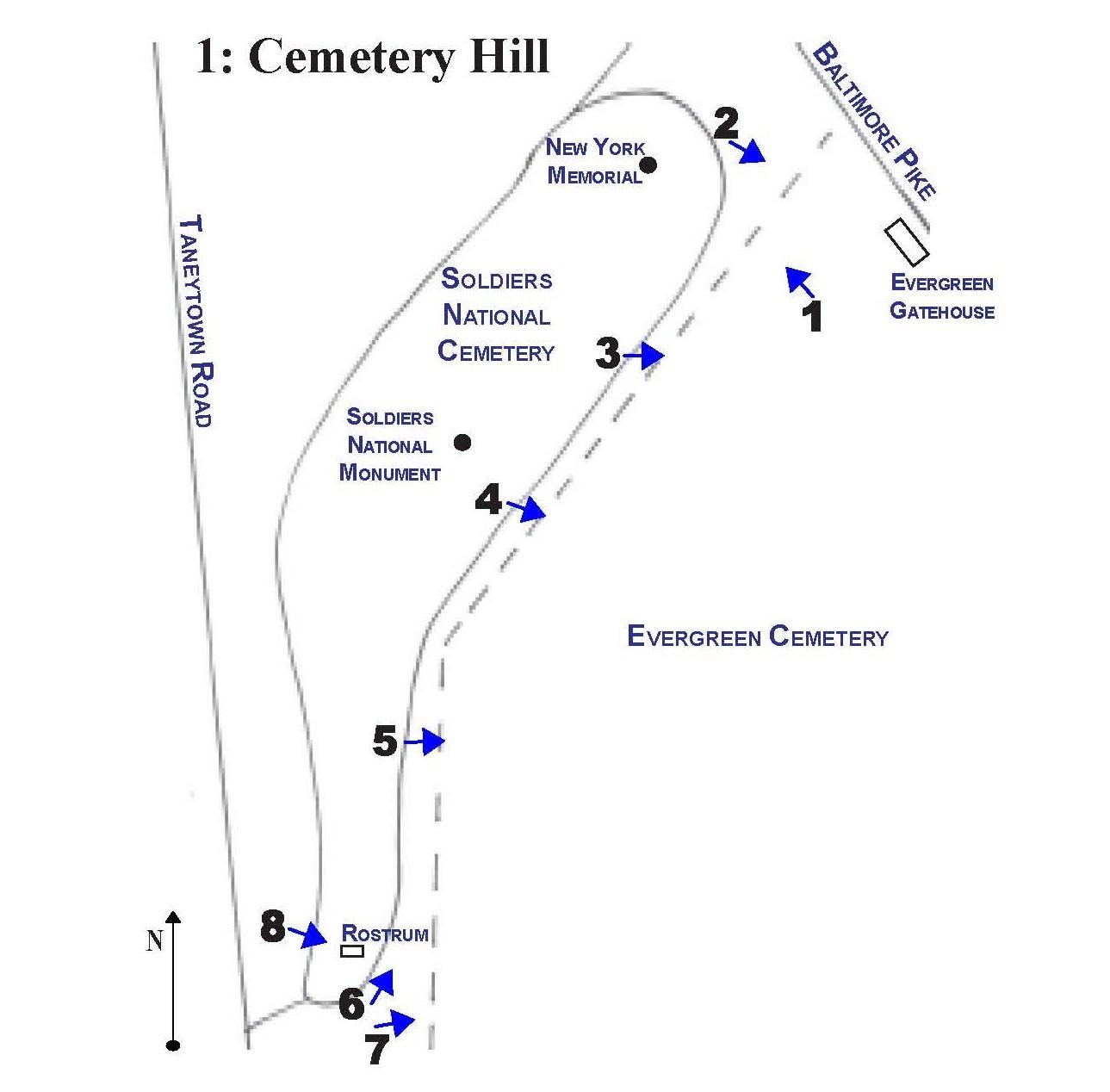 Gettysburg National Military Park Then Amp Now Part 7 Lbg