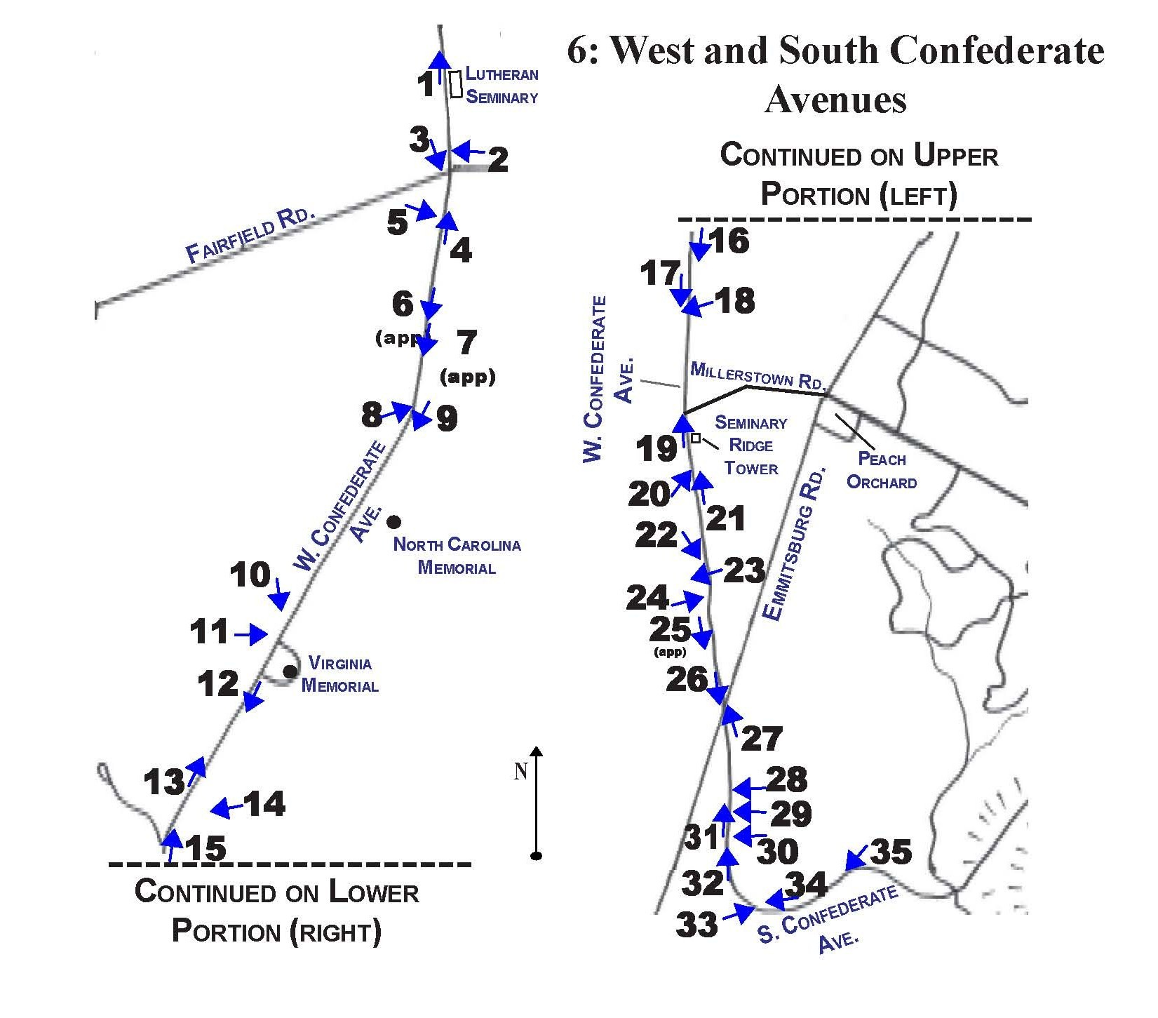 Gettysburg National Military Park Then Amp Now Part 9 Lbg