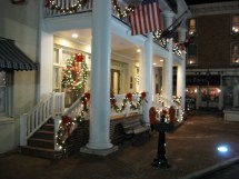 Gettysburg Diamond Christmas Lights Daily