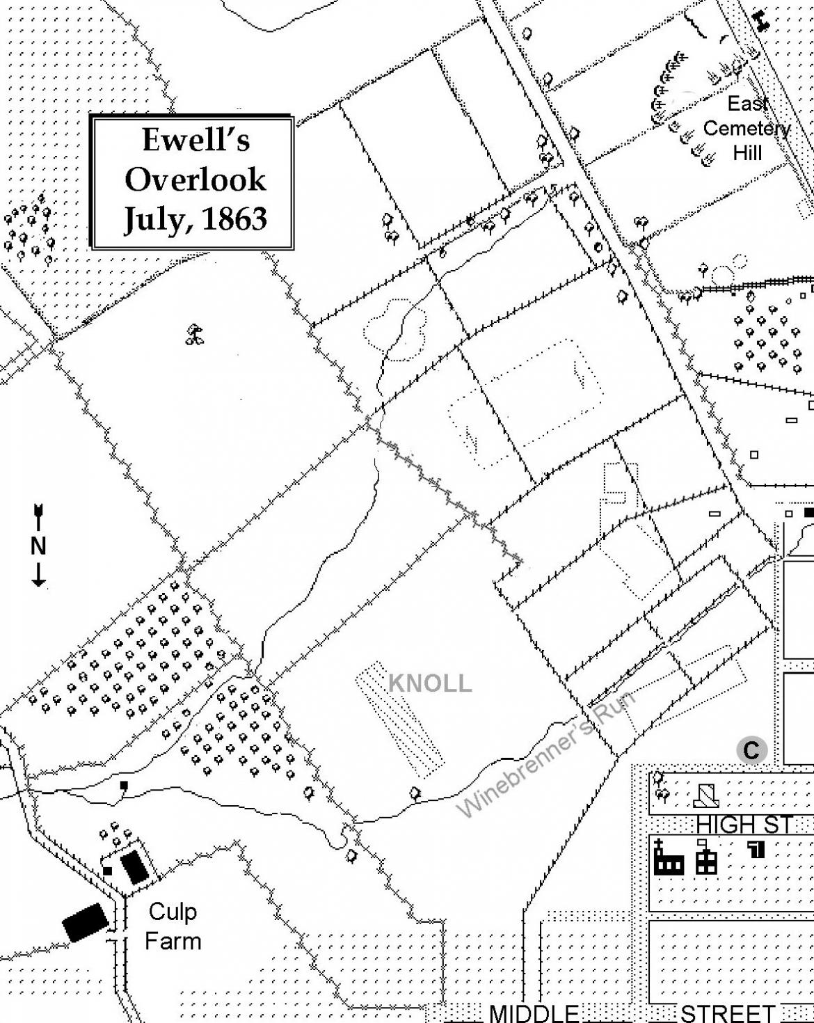 Licensed Battlefield Guide John Archer: East Cemetery Hill