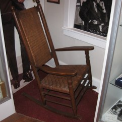 Jfk Rocking Chair Cheap Plastic Lounge Chairs Gettysburg Museum Of History Part 3 With Erik Dorr