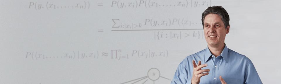Geoff Webb: Data Science research