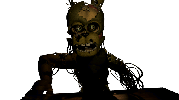 William Afton V2 Ffps Fnaf 6 Chuizaproductions - Year of Clean Water