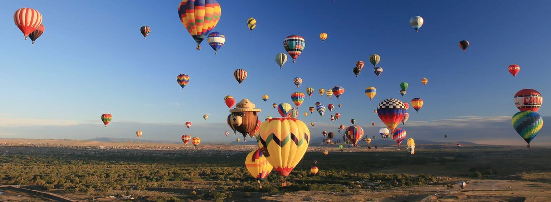 albuquerque balloon fiesta and