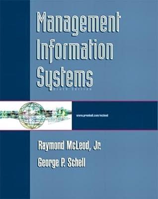 Sistem Informasi Manajemen Raymond Mcleod : sistem, informasi, manajemen, raymond, mcleod, Management, Information, Systems, Raymond, McLeod
