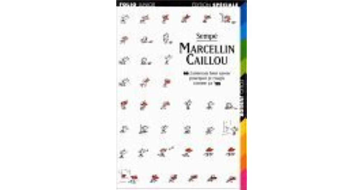 Marcellin Caillou by Jean-Jacques Sempé