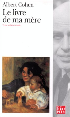 Albert Cohen Le Livre De Ma Mère : albert, cohen, livre, mère, Cmorice's, Review, Livre, Mère