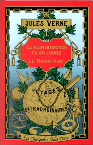 Le Rayon Vert Jules Verne : rayon, jules, verne, Monde, Jours, Rayon, Jules, Verne