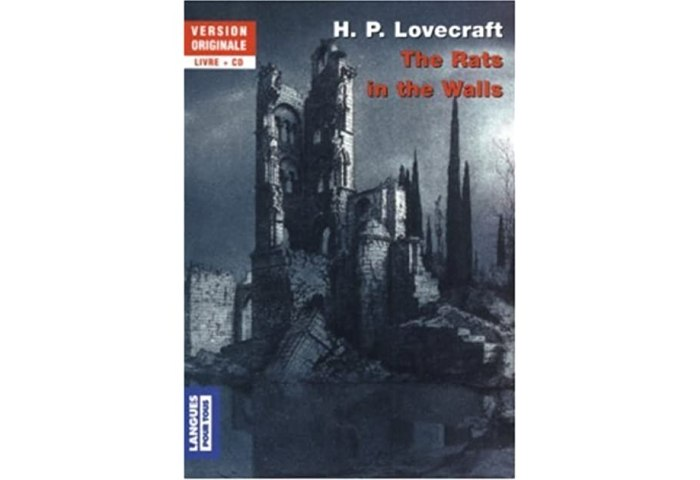 The Rats In The Walls By Hp Lovecraft