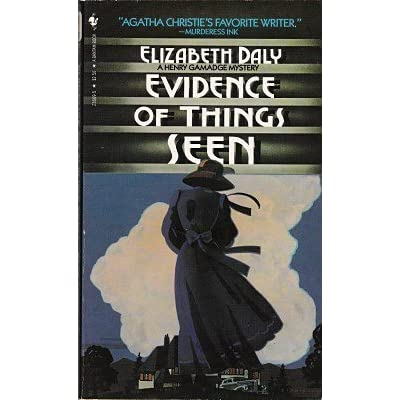 Image result for evidence of things seen elizabeth daly