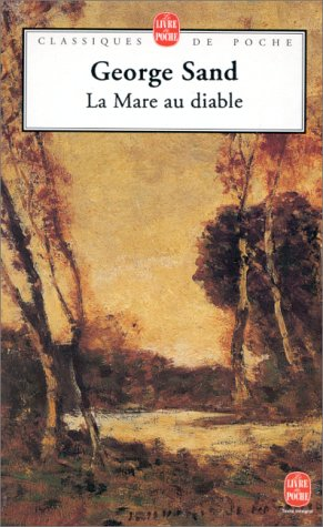 La Mare Au Diable George Sand : diable, george, Diable, George