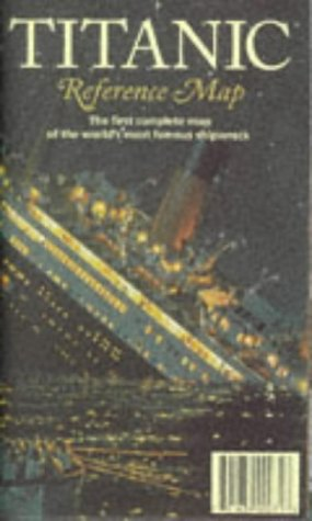 Map Of The Titanic : titanic, Titanic--Reference, First, Complete, World's, Famous, Shipwreck:, Hedberg