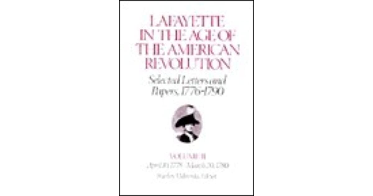 Alyssa's review of Lafayette in the Age of the American