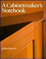 Krenov Cabinet Makers Notebook