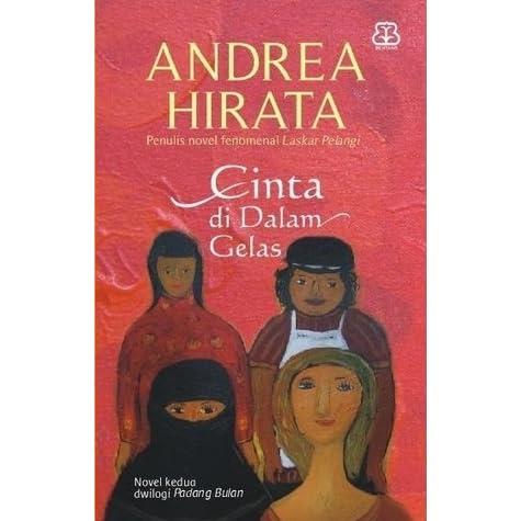 Cinta di Dalam Gelas by Andrea Hirata  Reviews