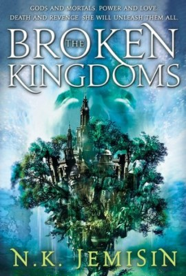 The Broken Kingdoms Book Cover