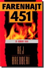 Farenhajt 451 by Ray Bradbury