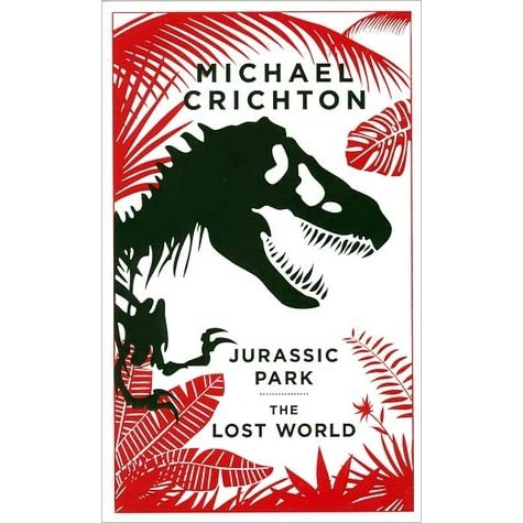 Jurassic Park The Lost World by Michael Crichton