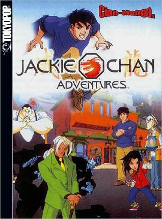 jackie chan adventures volume