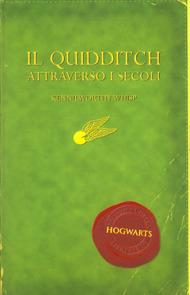 Quiddich attraverso i secoli Book Cover