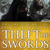 Review of ~ Michael J. Sullivan - Theft of Swords (The Riyria Revelations #1-2)