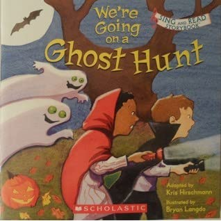 Image result for we're going on a ghost hunt