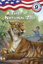 A Thief at the National Zoo (Capital Mysteries #9)