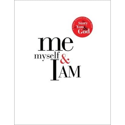 Me, Myself, and I AM: A Unique Question and Answer Book