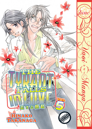The Tyrant Who Fall In Love : tyrant, Tyrant, Falls, Love,, Volume, Hinako, Takanaga