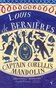 La Mandoline Du Capitaine Corelli : mandoline, capitaine, corelli, Corelli's, Mandolin, Louis, Bernières