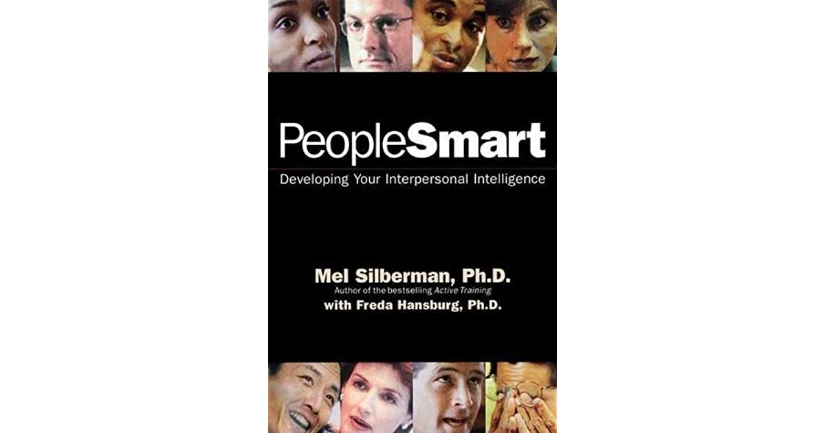 People Smart Developing Your Interpersonal Intelligence By Melvin