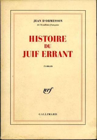 Jean D Ormesson Meilleur Livre : ormesson, meilleur, livre, Histoire, Errant, D'Ormesson