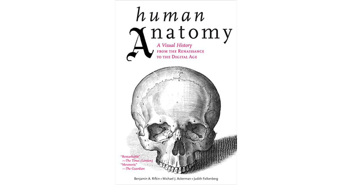 Human Anatomy: A Visual History from the Renaissance to