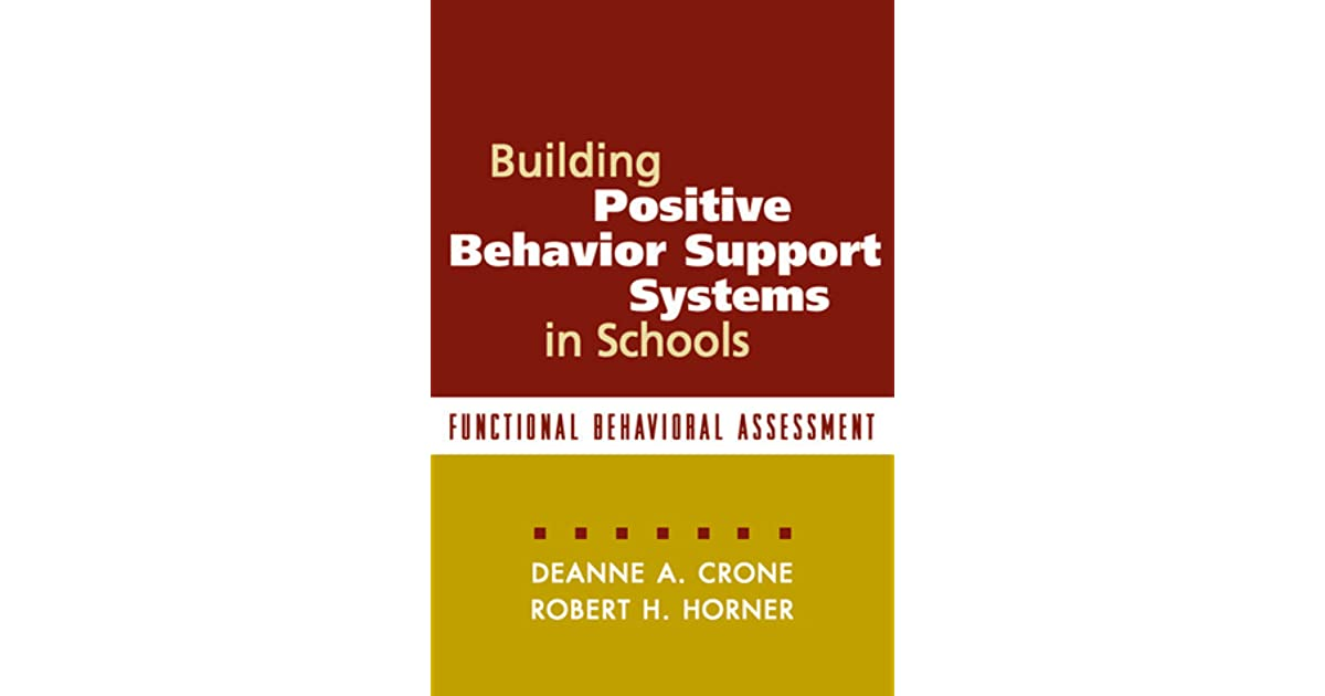 Building Positive Behavior Support Systems in Schools, First Edition ...