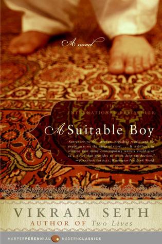 A Suitable Boy (A Suitable Boy, #1) by Vikram Seth