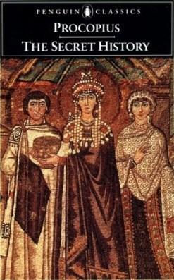The Secret History by Procopius