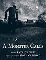 Image result for a monster calls patrick ness goodreads