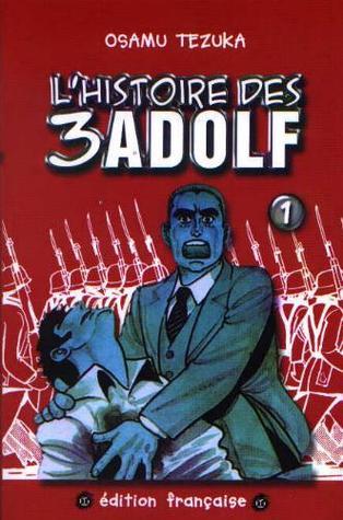 L Histoire Des 3 Adolf : histoire, adolf, L'histoire, Adolf,, Osamu, Tezuka