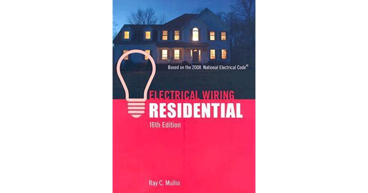Books On Residential Electrical Wiring
