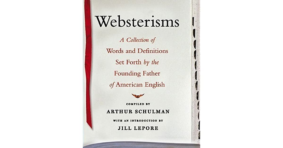 websterisms a collection of